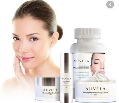 Auvela funciona, ingredientes - anti anging formula